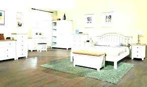 Distressed White Bed Distressed White Bedroom Furniture Distressed ...