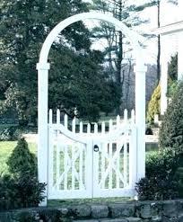garden arch with gate wooden garden arch garden archway gate wooden garden arch with gate wooden