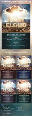 the beauty of holiness church flyer template graphicriver pillar of cloud chuch flyer template 5582190
