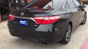 2015 Toyota Camry 2.5 Performance Dual Flo~Pro MAX by Kinney's ...