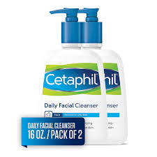 cetaphil daily cleanser for normal to oily skin 16 ounce pack of