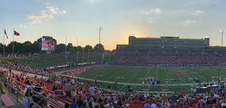 Gerald J Ford Stadium Smu Mustangs Stadium Journey