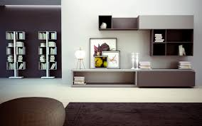 Wall Unit Living Room Furniture Functional And Decorative Modern Wall Units For Living Room