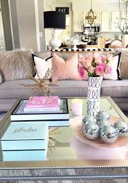 For Decorating A Coffee Table Decorate With Style 16 Chic Coffee Table Decor Ideas Style