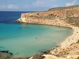 Rabbit Beach Lampedusa Sicily The View Is Stunning Rabb Flickr