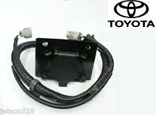 7 pin trailer harness genuine toyota tacoma 7 pin trailer tow harness connector oe oem new