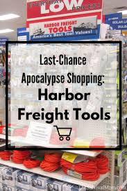 last chance apocalypse ping harbor freight