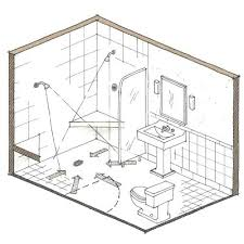 Plans Bathroom Floor Plan Ideas Breathtaking Plans Dimensions Small Delectable Design Bathroom Floor Plan