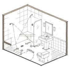 Plans Bathroom Floor Plan Ideas Breathtaking Plans Dimensions Small Delectable Design Bathroom Floor Plan