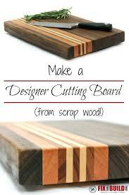 diy cutting boards making a wooden cutting board