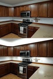 add undercabinet lighting existing kitchen. How To Add Cabinet Lighting On A Budget (in Just 30 Minutes!) Undercabinet Existing Kitchen