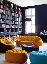 yellow room interior inspiration 55