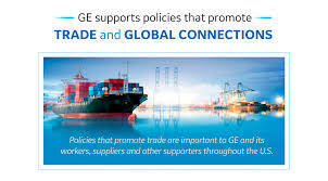 ge is one of america s largest exporters ing s and services in over 180 countries around the world last year over 60 of our orders came from