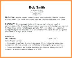Example Of Objective In Resume How To Write A Career Objective 15