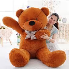 Brown Teddy Bear 5 Feet Long 152 Cm Cm, Rs 1200 /piece, Sai Enterprises