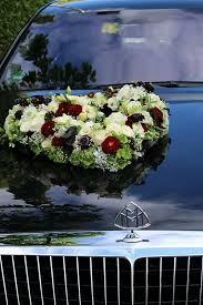Wedding Car Decorations Accessories 100 best trouwauto bloemen Weddingcar decoration images on 73