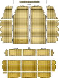 The Classic Center Seating Chart Seat Map Landmark Theatre