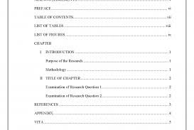 009 Dissertation Table Of Contentsborder How To Write