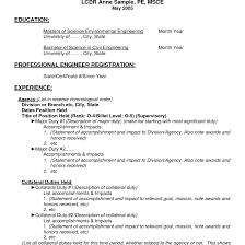 Unique Curriculum Vitae Resume Format About Vita Resume Template