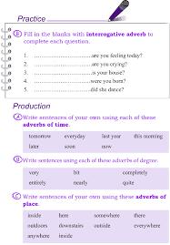 Grade 4 Grammar Lesson 11 Kinds of adverbs (5) | Grade 4 Grammar ...