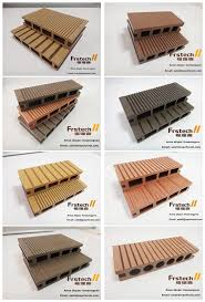 tongue and groove composite decking hdpe engineered plastic wood flooring exterior wood plastic composite