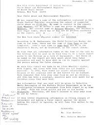 joans letter to albany dec 31 94 privacy