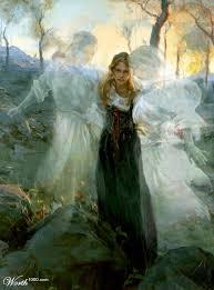 Resultado de imagem para as diferenças entre anjo, protetores e guias espirituais na visão espirita