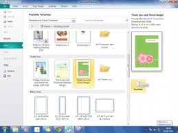 Microsoft Templates For Publisher Microsoft Office 2010 Publisher Templates Download