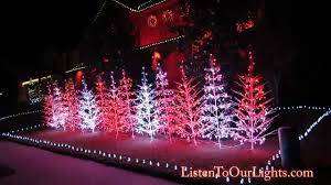 Auburn Football Christmas Lights If Youre From Alabama These Christmas Music Light Shows