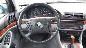 Coupe Series 2001 bmw 530i interior : 2001 BMW 525i, Blue - STOCK# 6138A - Interior - YouTube