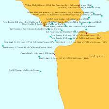 Ocean Beach Outer Coast California Tide Chart