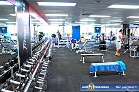 goodlife health clubs mount gravatt an extensive range of dumbbell and barbell equipment in mt gravatt