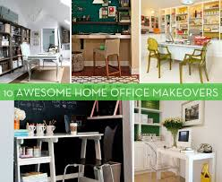 home office makeovers. 10 Awesome Home Office Makeovers! Makeovers E