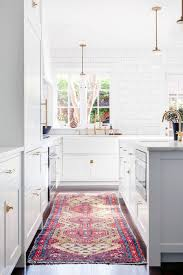 Colorful Kitchen Decor My Favorite Kitchens Of 2015 Persian Runners And The Persians