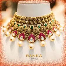 Ranka Jewellers Jewellery Designs Pin By Ranka Jewellers India On Ranka Jewellery Collections
