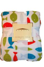 Domain Throw Blanket