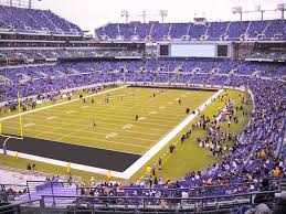M T Bank Stadium View From Club Level 209 Vivid Seats