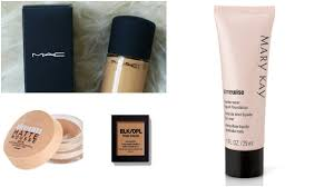 these are the 7 best foundations for oily skin in nigeria