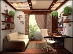 Дизайн кабинета квартира