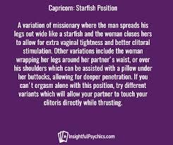 Capricorn woman and sex