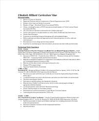 Registered Dietitian Resume Template