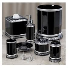 black bathroom accessories. Modren Black Donu0027t Be Stuck With Herd Mindset When Comes To Choose A Bathroom  Furniture Always Think To Black Bathroom Accessories