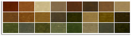 Sherwin Williams Stain Chart Stain Colors House Painting Tips Exterior Paint Interior
