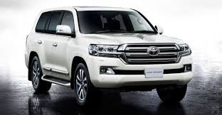 new car launches in japanToyota Launches Updated Land Cruiser 200 in Japan May Come to