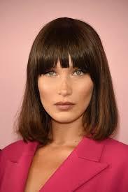 بالصور طريقة اختيار شكل الغرة حسب شكل الوجه Savoir Flair