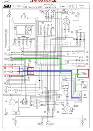 ktm lc wiring diagram ktm wiring diagrams removing the epc from a late model 640a not a us issue
