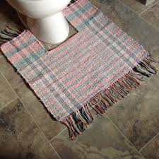 contour bath rug reversible