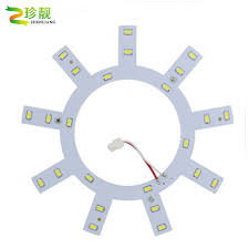 get quotations jane liang led retrofit lamps led ceiling light panels transform light board ring lamp 5730 light