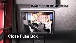 interior fuse box location nissan rogue nissan interior fuse box location 2008 2013 nissan rogue 2008 nissan rogue sl 2 5l 4 cyl