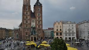 Krakow main square jrf live krakow